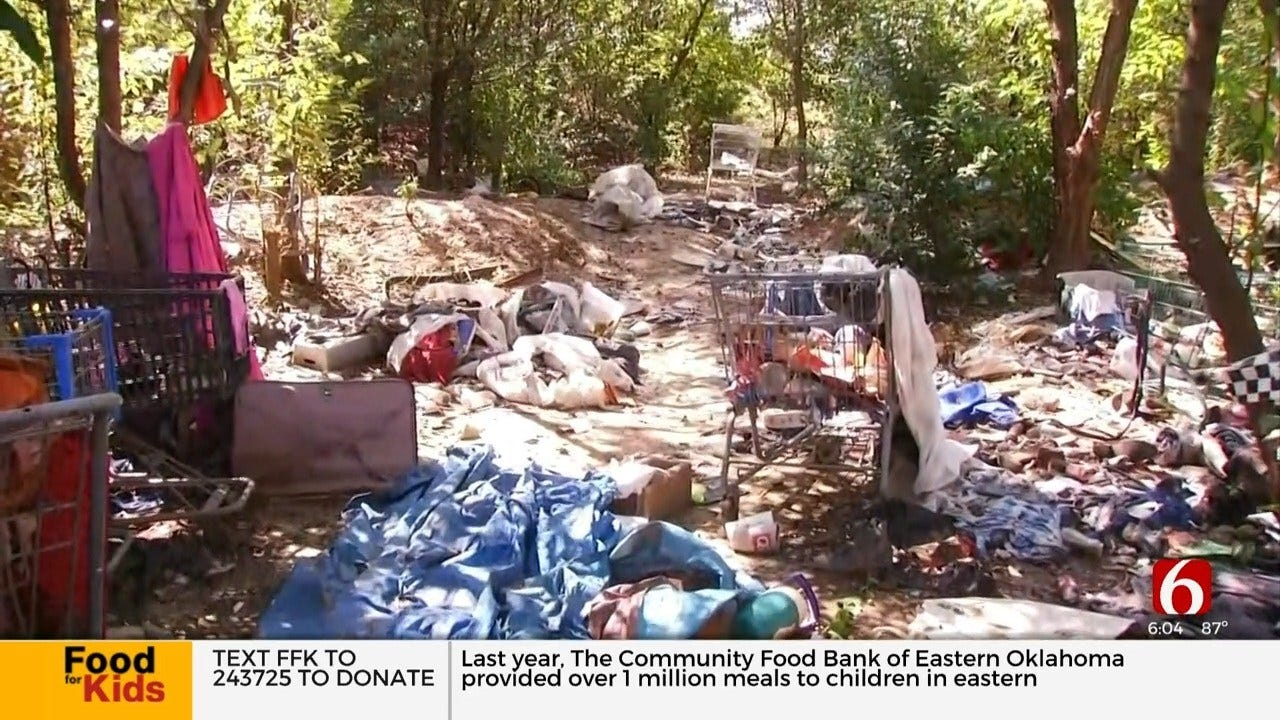 TPD Carries Out Special Operations To Handle Rise In Homelessness