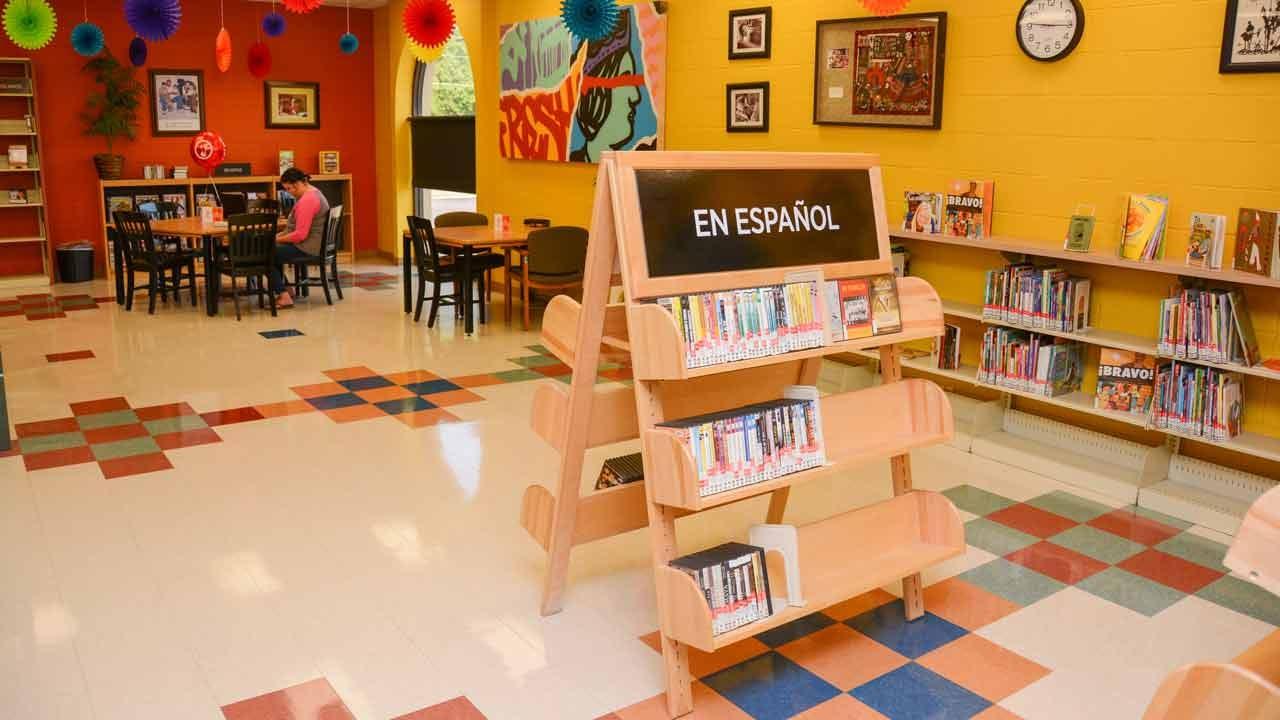 Tulsa City-County Library Celebrates Hispanic Heritage Month