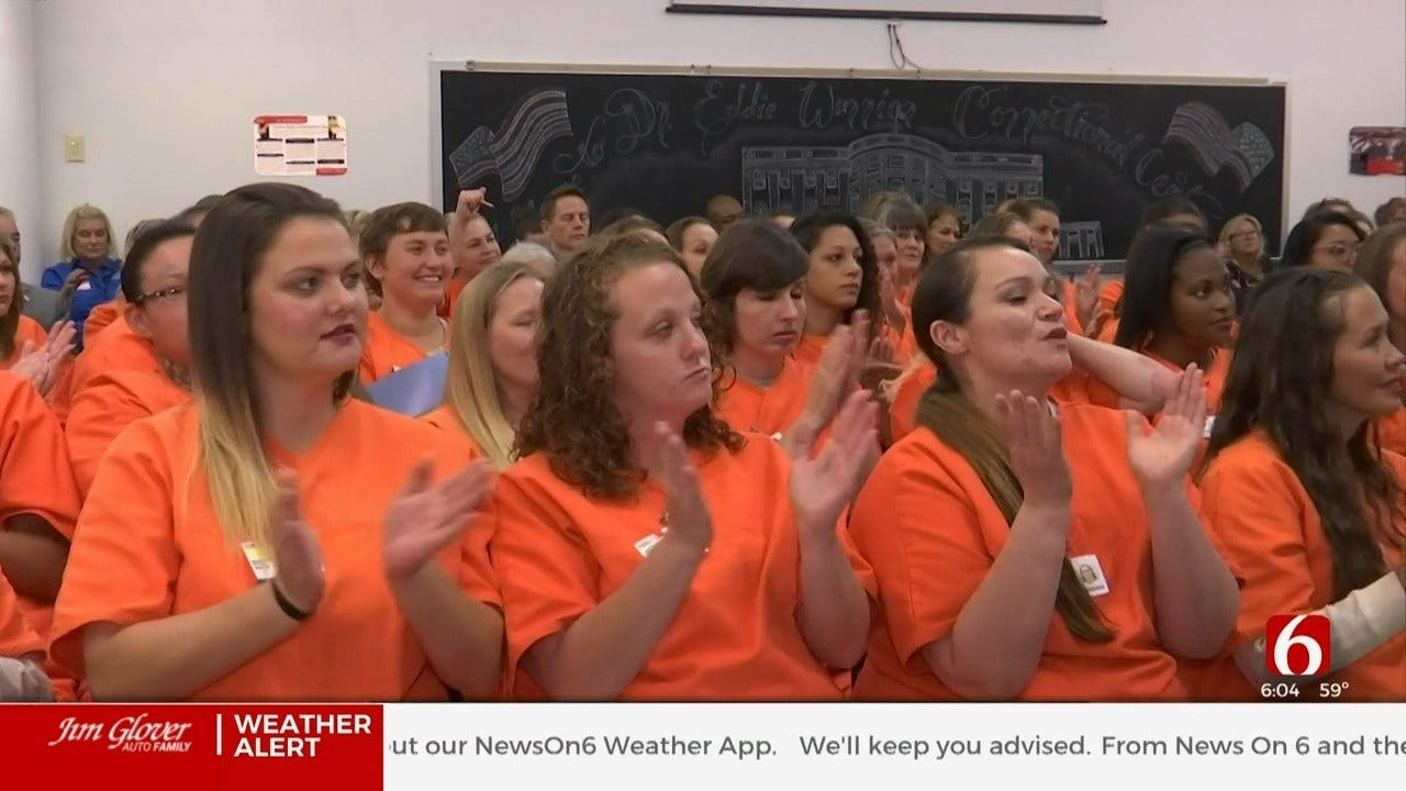 DOC Uses Program To Transition Inmates Back Into Society When Released