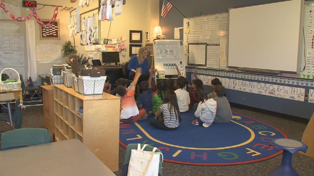Oklahoma Lawmakers Work to Address Teacher Pipeline