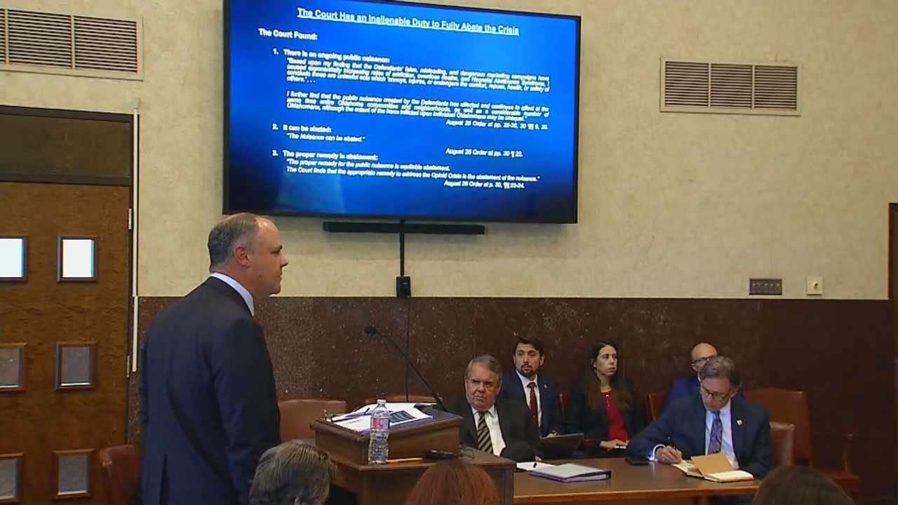 Judge Admits Mathematical Error In Oklahoma Opioid Ruling