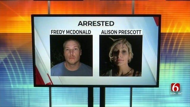 Pair Behind Bars In Haskell County Burglary Investigation