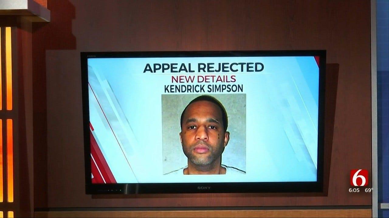 U.S. Supreme Court Denies Oklahoma Death Row Inmate's Appeal