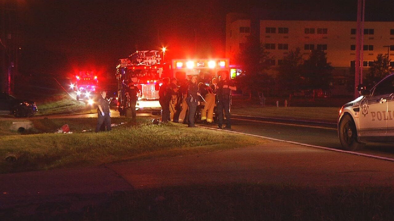 Pedestrian Passes Away After Being Struck By Vehicle Overnight