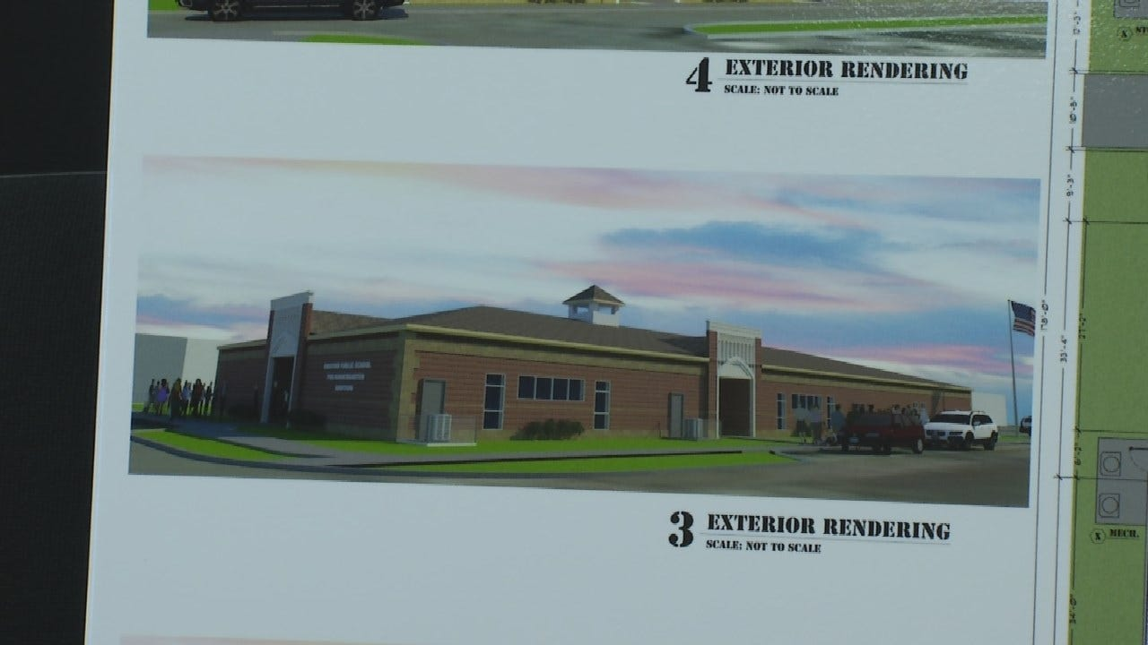 Bristow Proposes Bond For New Pre-K Center