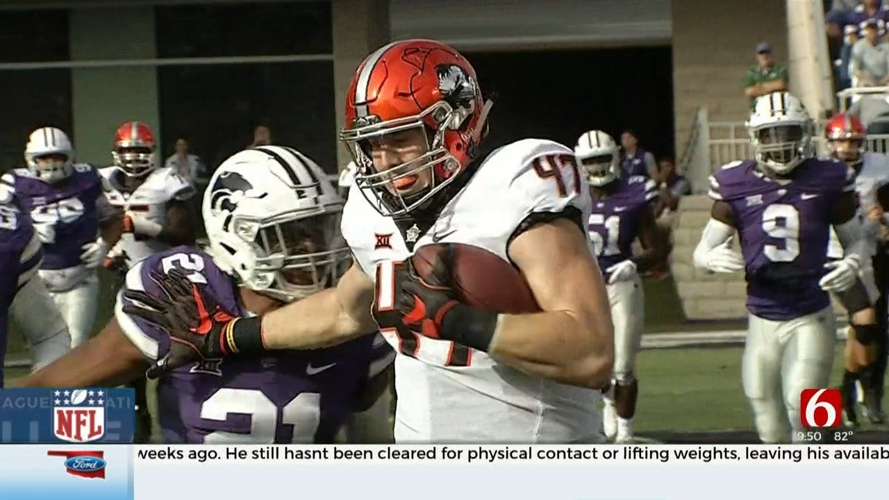 Tight End Blake Jarwin: A Weapon For The Dallas Cowboys