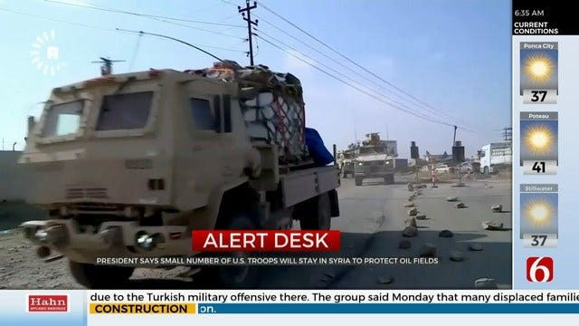 Ceasefire Between Kurdish Forces And Turkey Expected To End