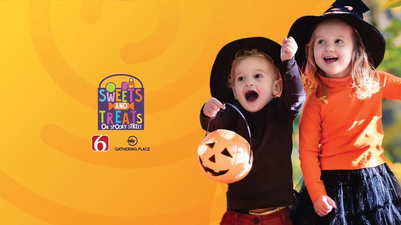 Gathering Place Tulsa Hosts 'Sweets & Treats' Free Halloween Event