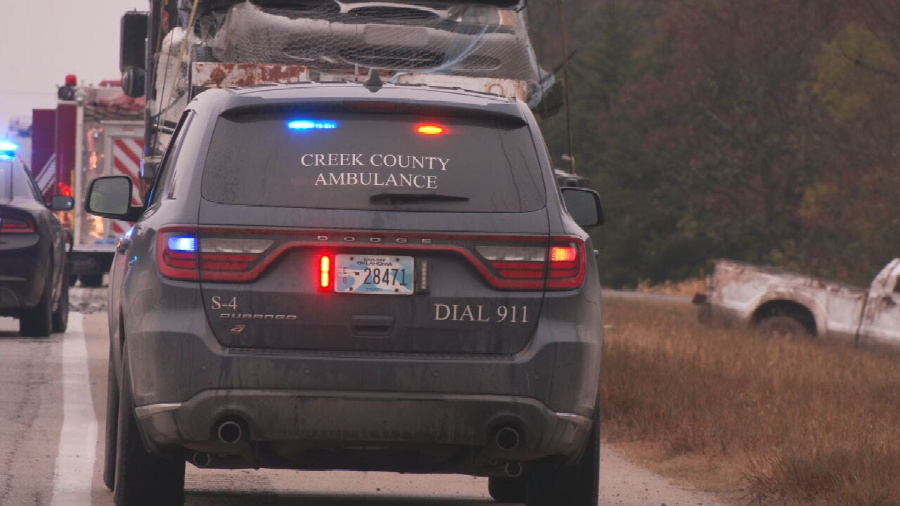 OHP Identifies Victims In Fatal Bristow Crash