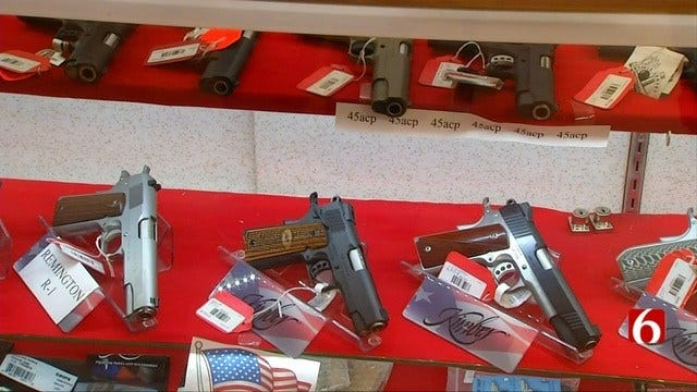 Judge To Decide If New Gun Laws Will Take Effect
