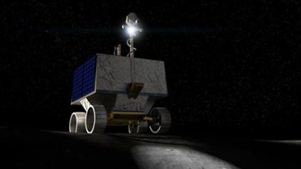 NASA's New Lunar Rover Will Search For Water On The Moon