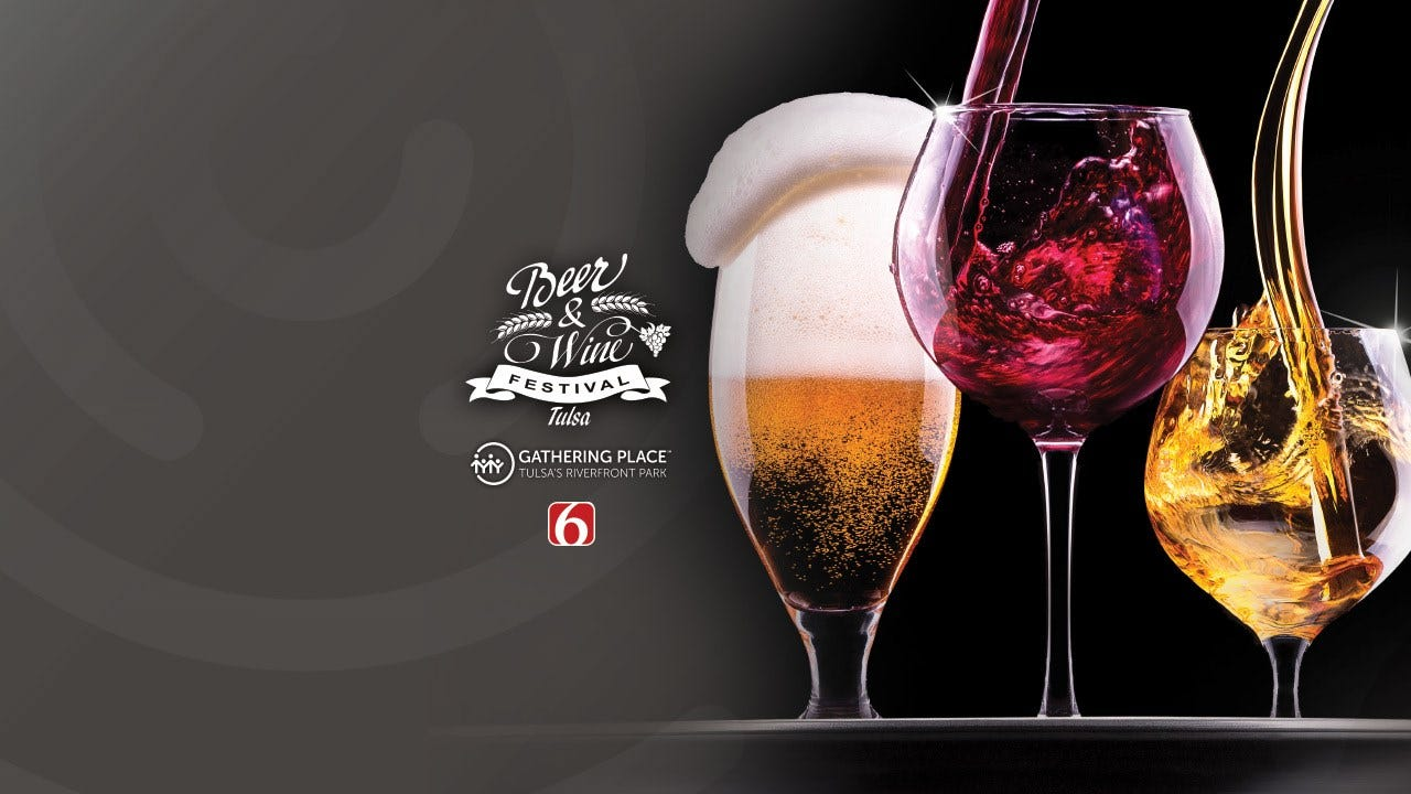 Tulsa Beer & Wine Festival Set For Saturday, Nov. 2