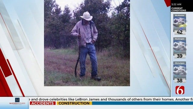 Search Continues For McLoud Man Still Missing After 1 Year