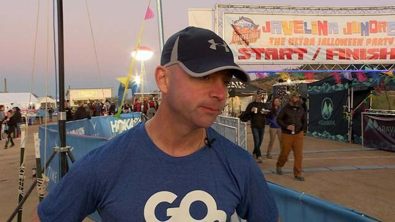 Secret Service Agent Run A 100K Race After Lung Cancer Diagnosis
