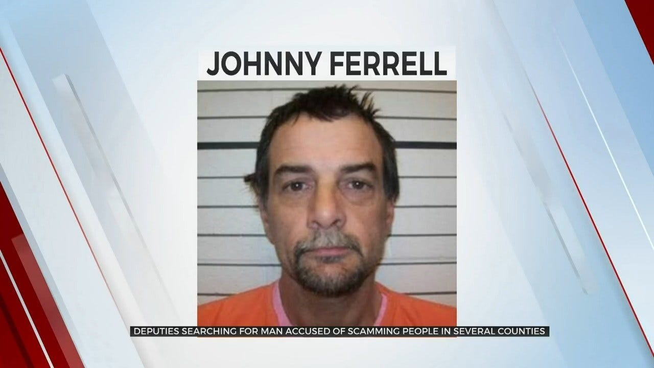 Wagoner County Deputies Search For Serial Con Artist