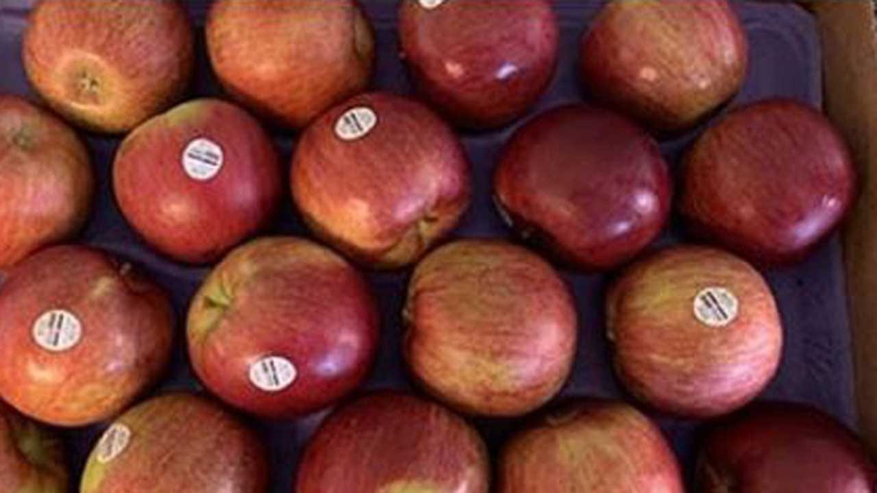 Michigan Apples Recalled In 8 States Due To Listeria Concerns