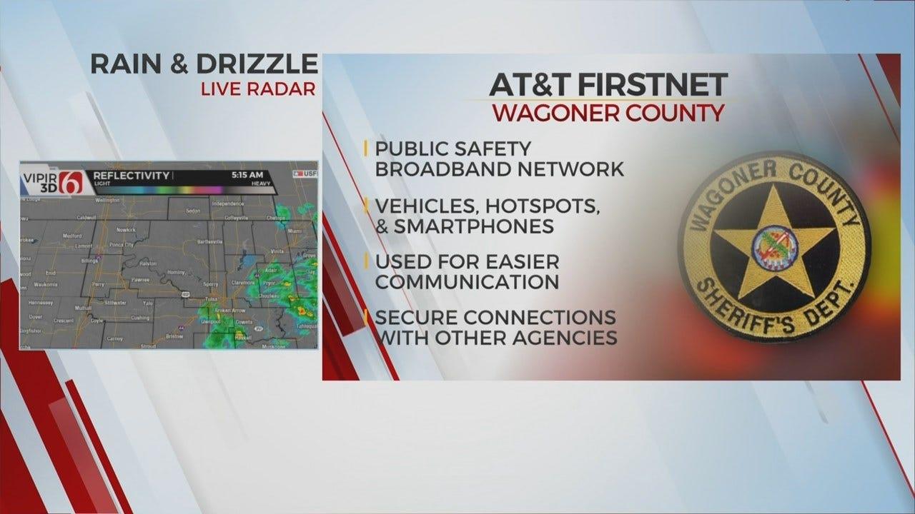New Technology Helps Wagoner County Deputies