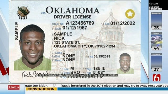 State Officials Reveal What Real IDs Will Look Like
