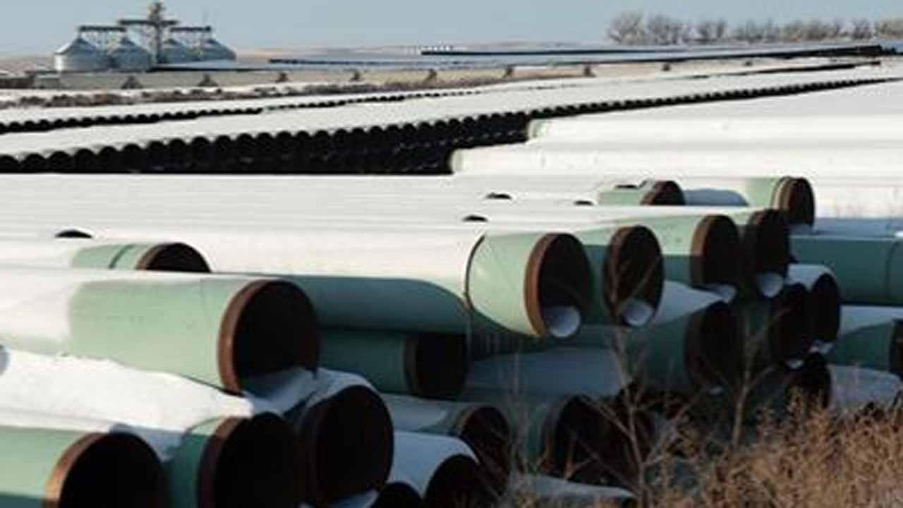 Keystone Pipeline Leaks Unknown Amount Of Oil In North Dakota