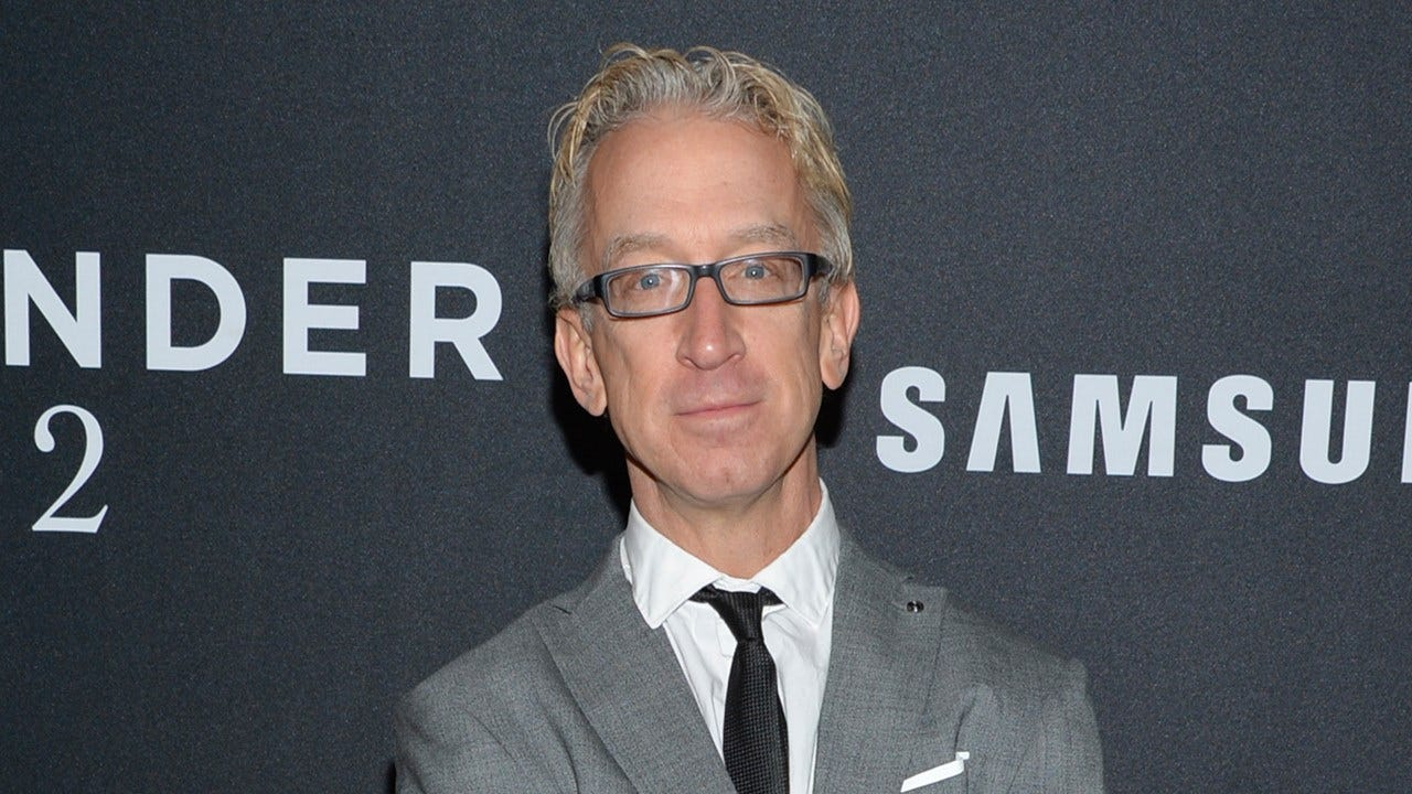Comedian Andy Dick Charged With Groping Driver