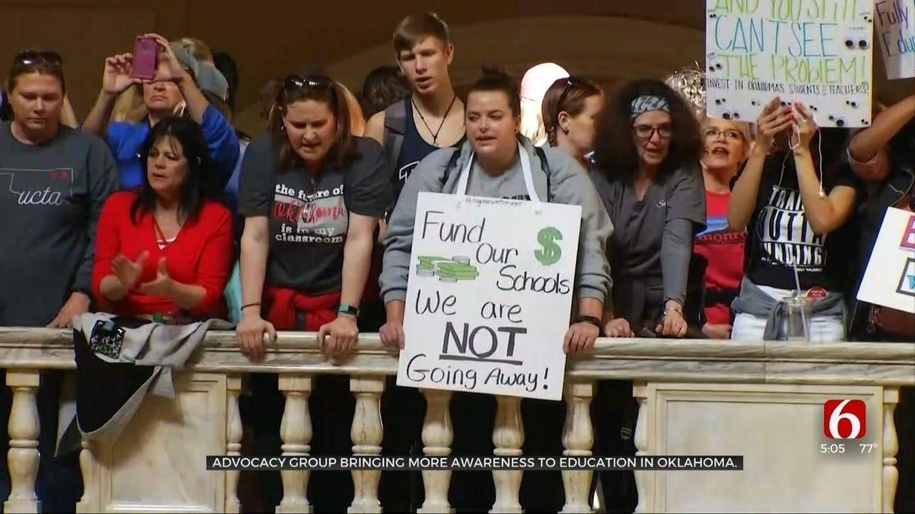 Oklahoma Advocacy Group Creates Survey To Improve Education