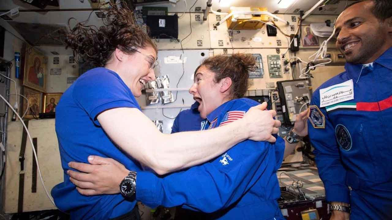 1st All-Female Spacewalk Scheduled For October After Delay Over Spacesuit Sizes
