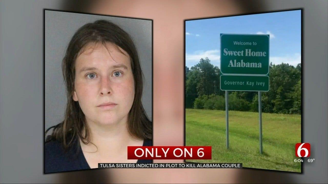 3 Tulsa Sisters Accused Of Elaborate Plan To Kill Couple