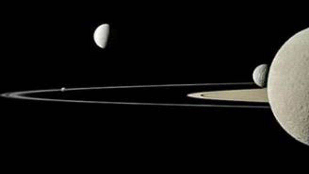 20 New Moons Discovered Around Saturn; Scientists Need Help Naming Them