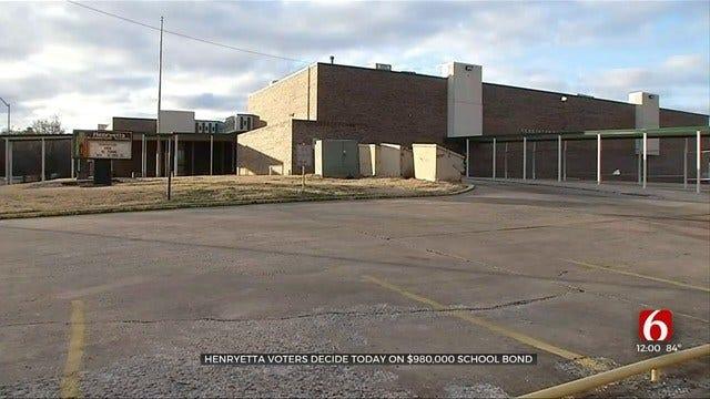 Henryetta Public Schools Closes Oct. 23 After Possible School Threats