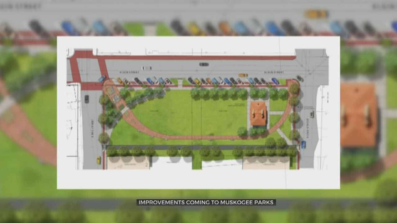 Muskogee Parks Getting Major Upgrades
