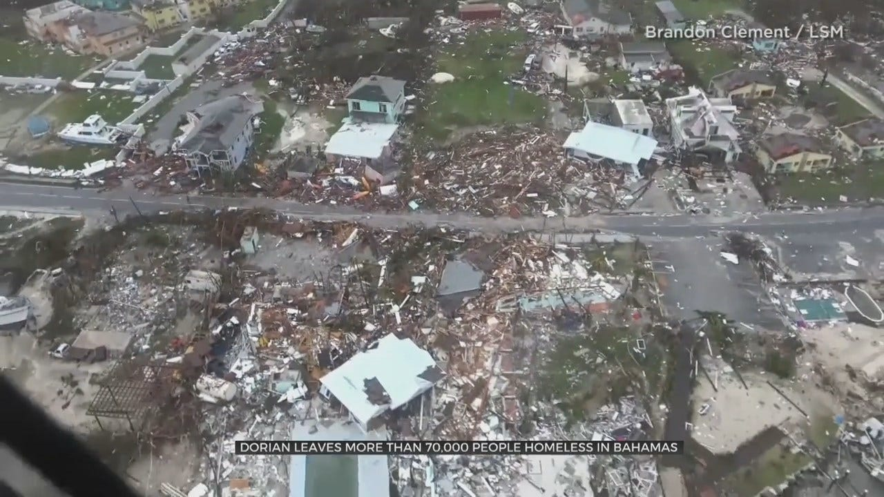 The Bahamas Continue Search For Survivors After Hurricane Dorian