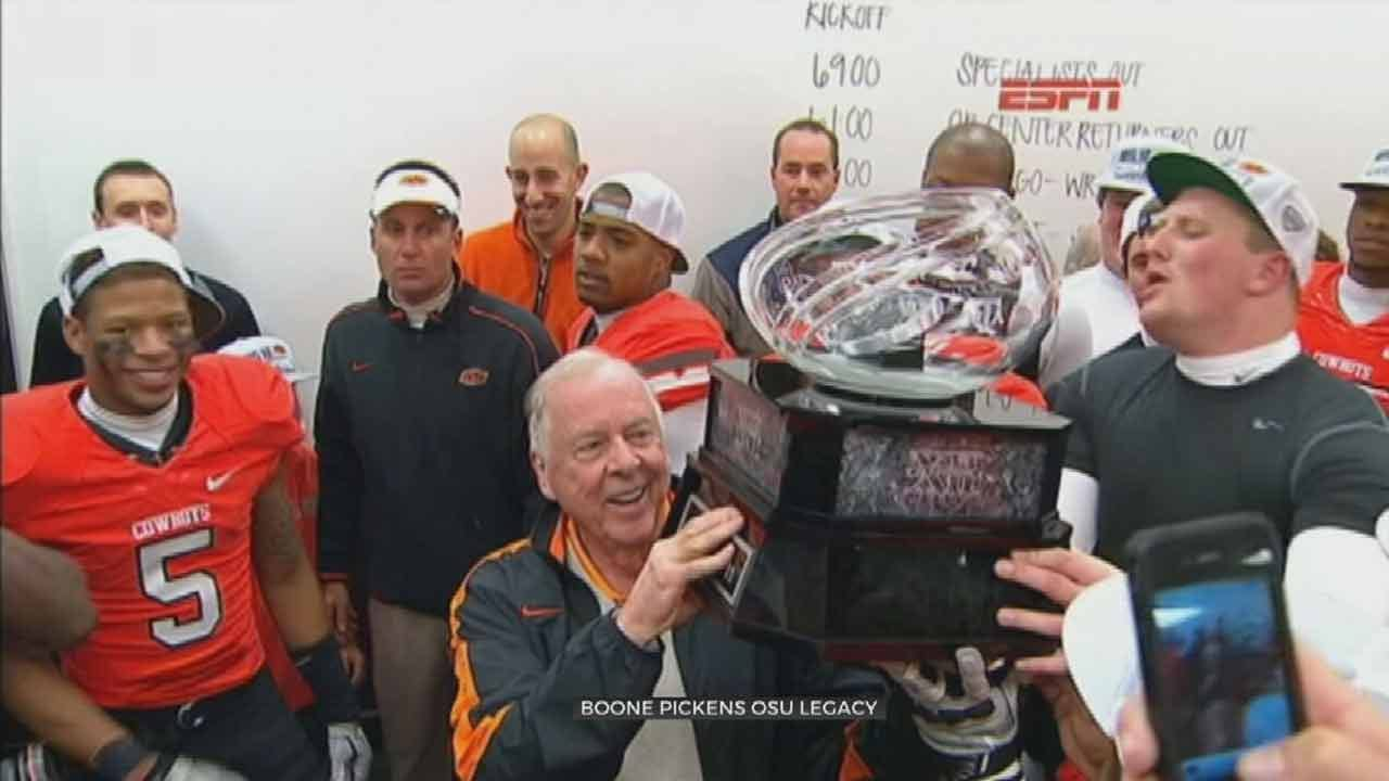 The Legacy Of Boone Pickens