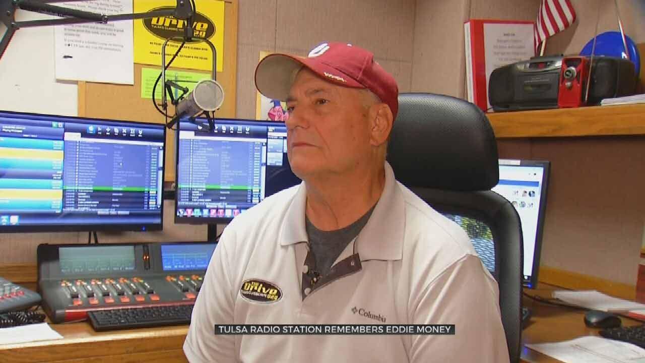 Tulsa DJ Andy Barber Remembers Rocker Eddie Money