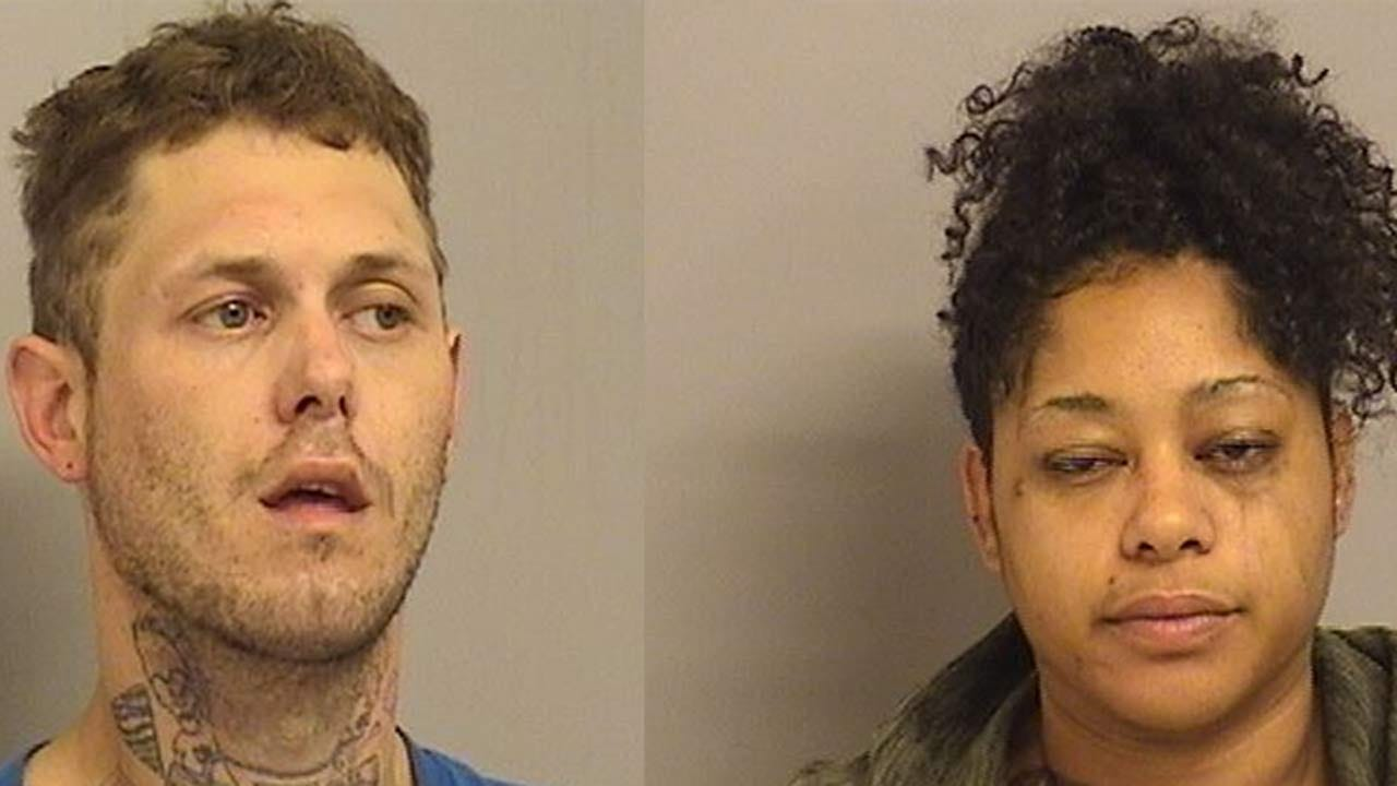 2 Arrested For Possession Of A Stolen Vehicle And Drugs