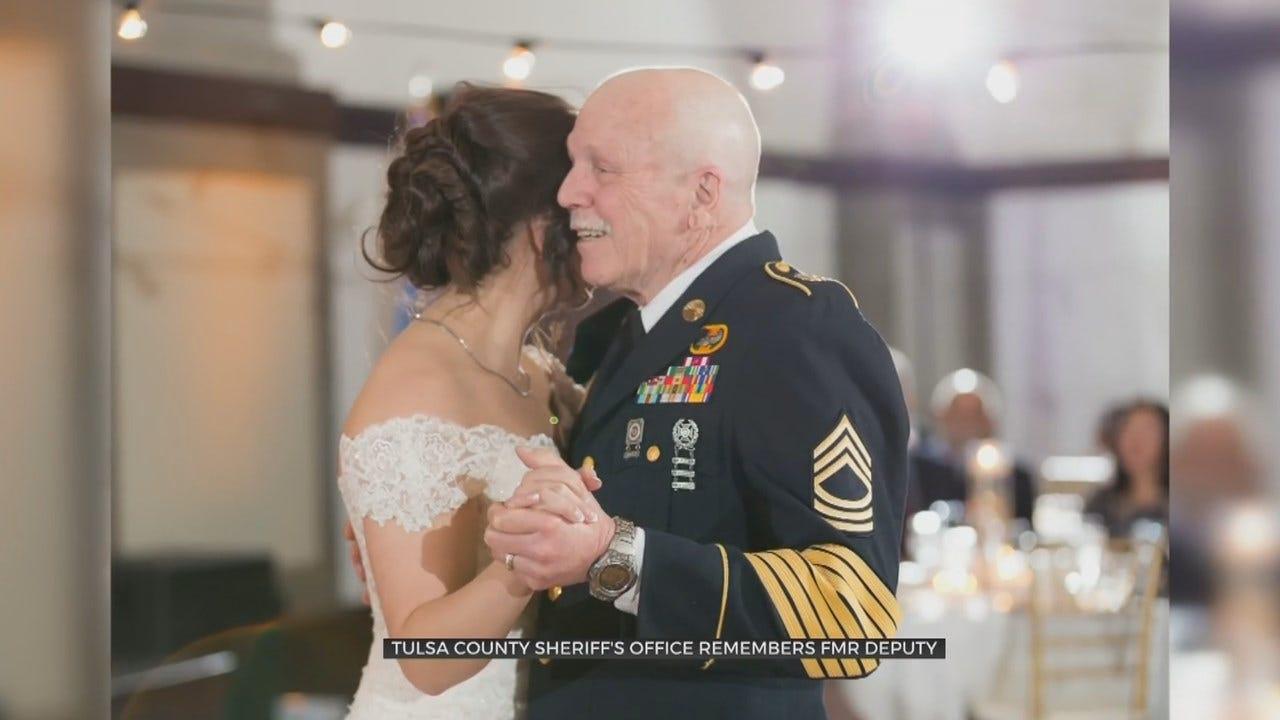 Retired Tulsa County Deputy Dennis Miller Remembered As Hero