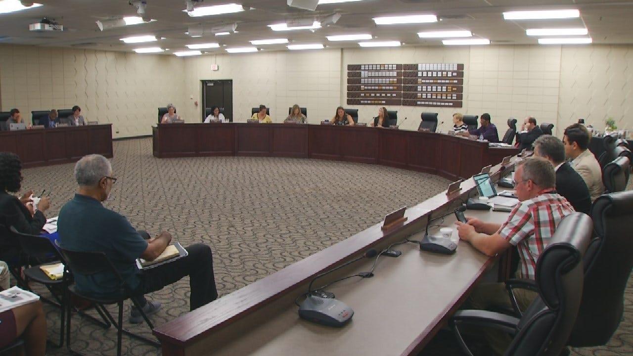 Tulsa Public School Board Start Meetings Prior To Budget Cuts