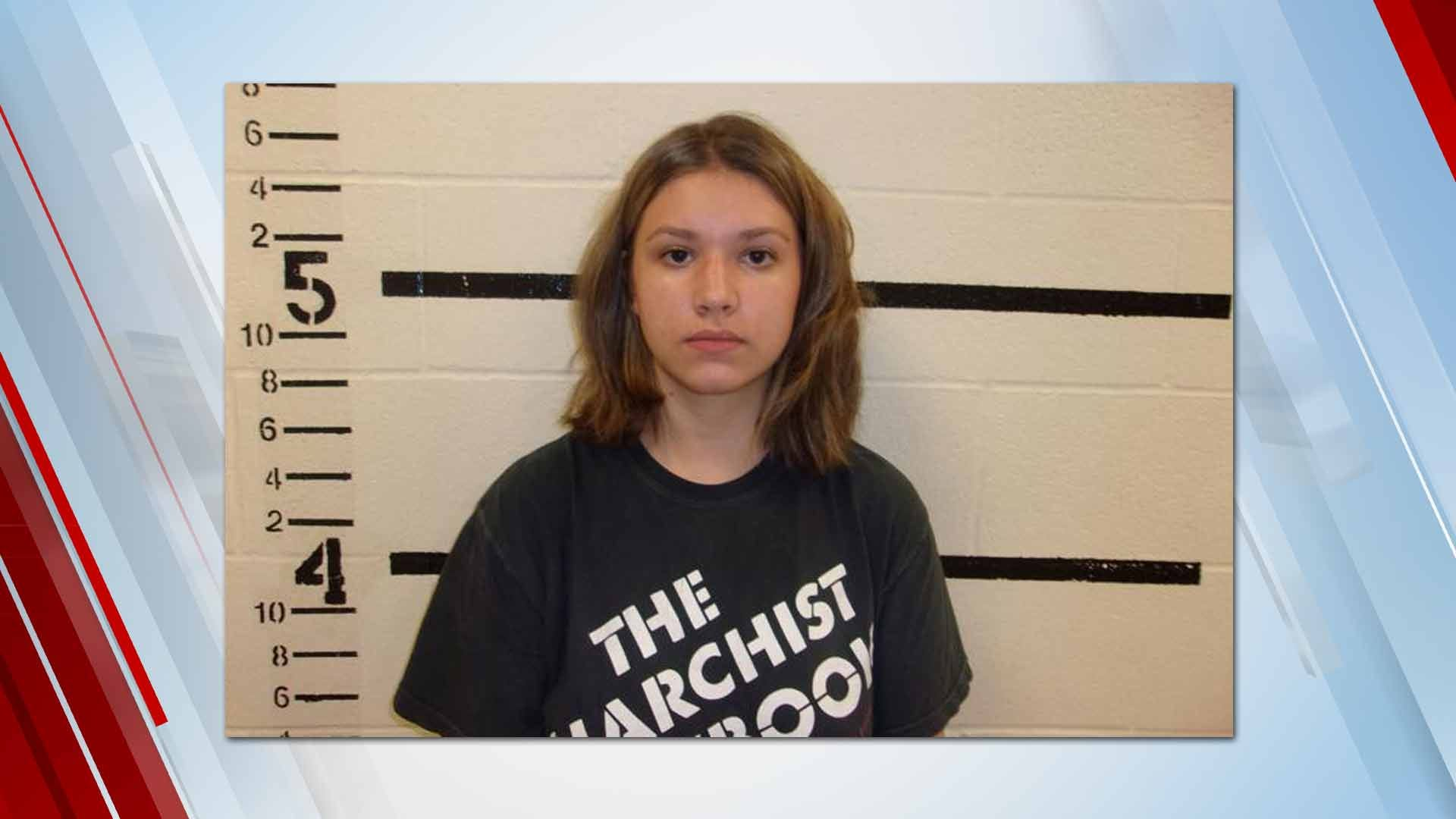 Woman Accused Of Threatening To 'Shoot Up' McAlester High School