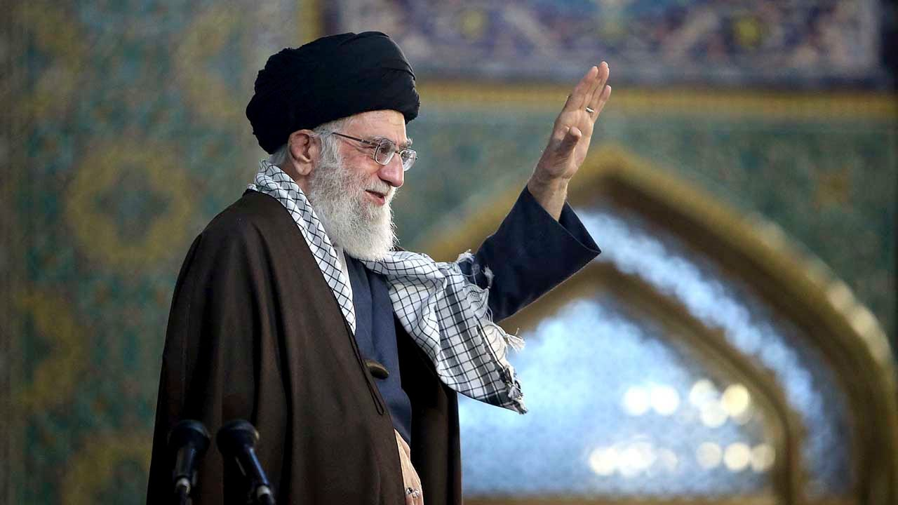 Iran's Supreme Leader: No Talks With The U.S. At Any Level