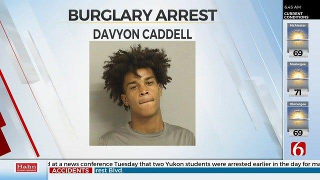 1 Adult, 2 Juveniles In Custody After Attempted Tulsa Burglary