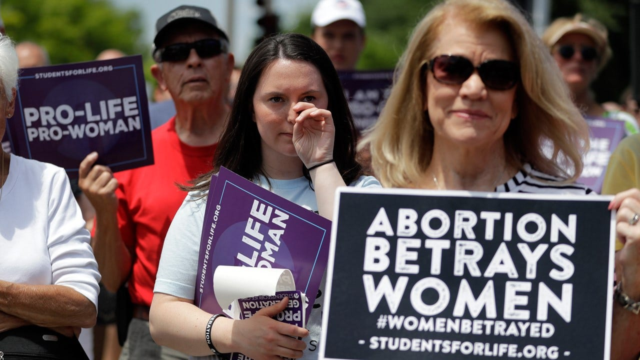 Number Of Abortions In U.S. Falls To Lowest Level Since 1973