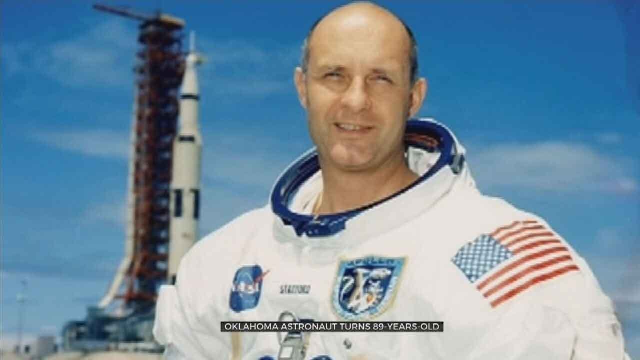 Oklahoma Astronaut Gen. Thomas Stafford Celebrates 89th Birthday