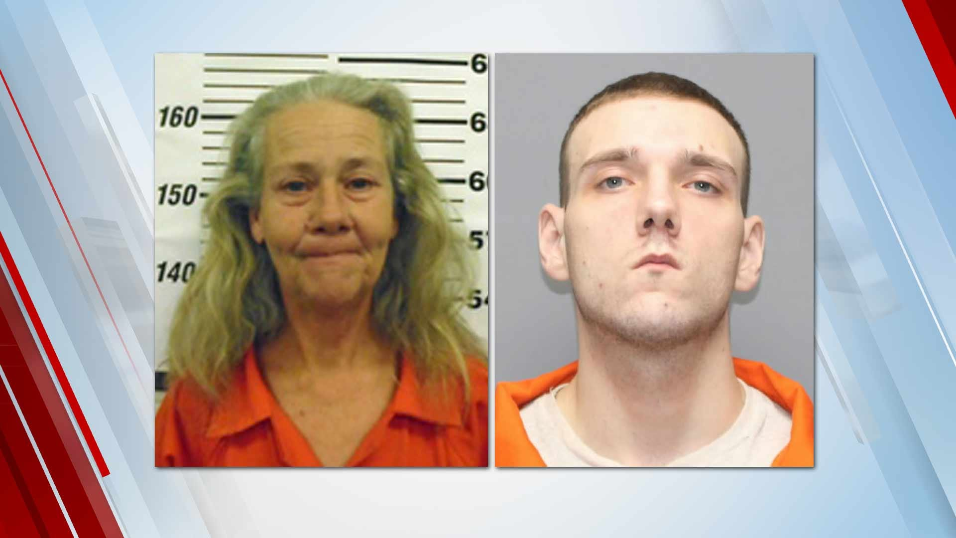 Woman, Son Get 5 Years In Oklahoma Man's Death