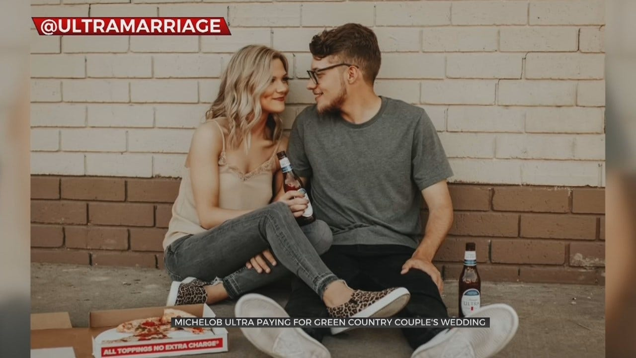 Oklahoma Couple Gets Honeymoon Paid For By Beer Company