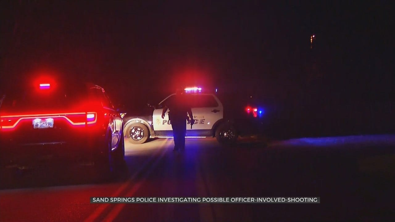 Update: Suspect Identified In Sands Spring Officer-Involved Shooting
