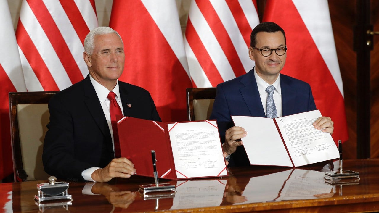 U.S. And Poland Sign Agreement To Cooperate On 5G Technology