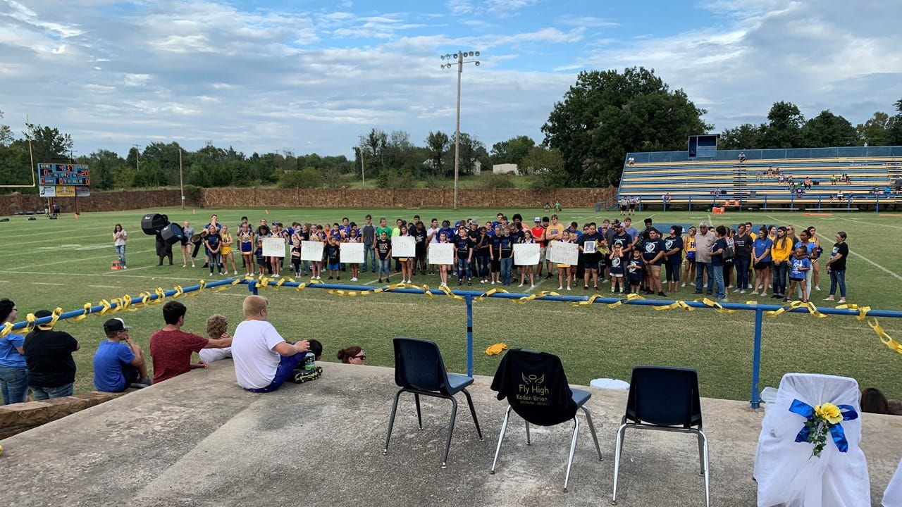 Holdenville Shows Students Fighting Cancer That They're Not Alone