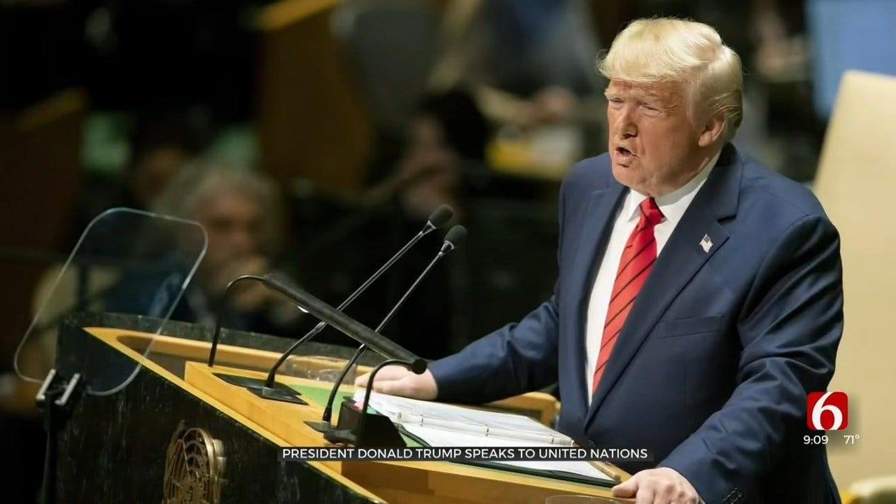Oklahoma Lawmakers Respond To Nancy Pelosi's Impeachment Inquiry Of President Trump