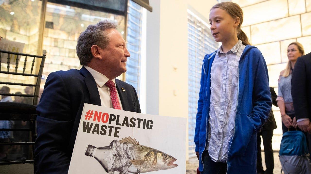 Greta Thunberg Wins 'Alternative Nobel Prize' For Climate Change Activism