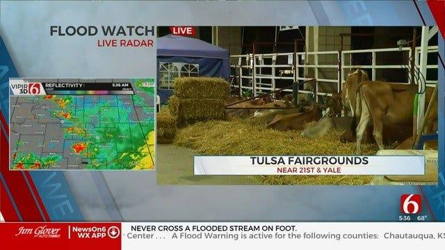 The Tulsa State Fair Opens Thursday Morning