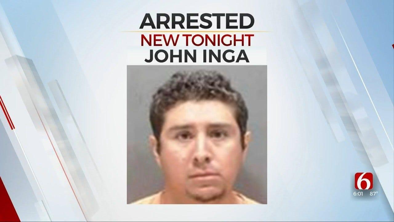 Broken Arrow Man Arrested During Florida Child Sex Sting